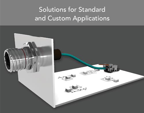 Solutions for Standard & Custom Applications